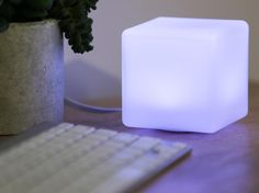 Orbnext is an attractive desk ornament, and -- thanks to its IFTTT channel -- it's more practical than you might think.