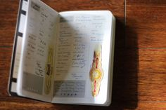 Humidor Notes - For documenting cigar experiences - $12.95