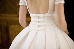 Beautiful waist detail