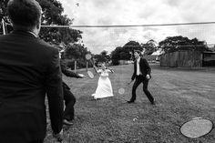 Games at weddings. Photographer: Jeremy Beasley. Australian Cattle Station Wedding | The Bride's Tree - Sunshine Coast Wedding