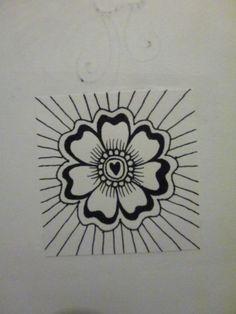 A small flower I designed