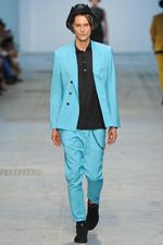 Costume National Spring 2014 Menswear Collection on Style.com: Complete Collection