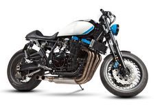 COLOSSUS: MARIA'S MIGHTY CUSTOM YAMAHA XJR1300 More