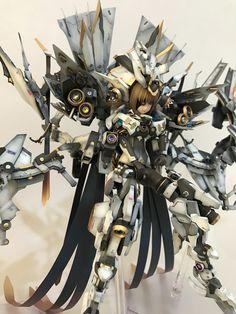 """""""苦惱之城 """" Frame Arms Girl BASELARD KOTOBUKYA http://lesupervises.blogspot.tw/"""