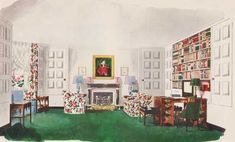 Dorothy Draper-1950 | Perspective