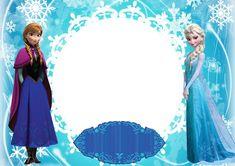 Frozen Clipart Frozen Disney - Elsa Y Anna Frozen Png Frozen Birthday Invitations, Frozen Themed Birthday Party, Disney Frozen Birthday, Disney Princess Frozen, Frozen Party, 7th Birthday, Elsa Frozen, Frozen Castle, Birthday Tarpaulin Background