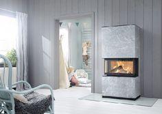 Homeplaza - Ein Heizkamin verbreitet Wärme und Geborgenheit - Feuer: Das verbindende Element