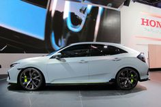 The 2017 Honda Civic Hatchback is the featured model. The 2017 Honda Civic Hatchback Prototype image is added in the car pictures category by the author on Apr Honda Civic Hatchback, Honda Cars, Exterior Siding, Car Pictures, Dirt Bikes, Geneva, Steel, Automobile, Exterior Cladding