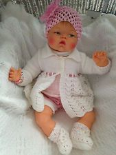 Vintage Antique 1961 IDEAL 0TT-19 THUMBELINA DOLL Rare Working Cooer