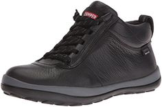 Camper Womens Peu Pista Rain Shoe Black 37 EU7 M US -- Check out the image by visiting the link.