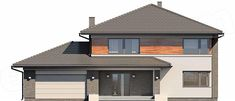 House Paint Exterior, House Floor Plans, Home Fashion, House Painting, Homesteading, Cool Designs, Sweet Home, Shed, Outdoor Structures