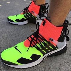 size 40 ef268 bf339 New on-feet images of the ACRONYM x Nike Air Presto that is still awaiting  a release date.