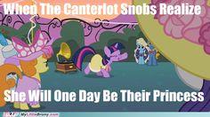 HA! // mlpfim; my little pony; friendship is magic