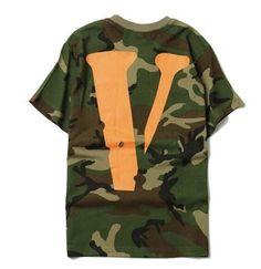 VLONE FRIENDS Camo Shirt 6a163cf3365