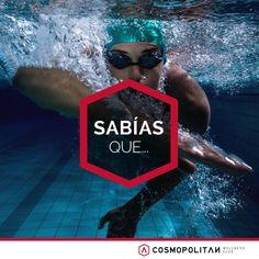 La #natación es considerado uno de los deportes más completos que hay. Además se puede realizar a cualquier edad y #nadar es beneficioso prácticamente para todo el cuerpo en su totalidad