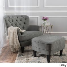 Ottoman living room with regard to home ideas wonderful accent chair and ottoman set sets living . ottoman living room with regard to home Home Interior, Living Room Interior, Living Room Chairs, Living Room Furniture, Living Room Decor, Bedroom Decor, Interior Design, Dining Chairs, Living Rooms