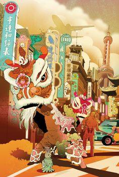 Shan Jiang - Aka: kudamono790
