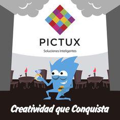 Hoy iniciamos una nueva etapa en Pictux esperando sea de tu agrado y seas parte de nosotros #SolucionesInteligentes #CreatividadQueConquista #Marketing #SocialMedia #Diseño