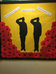 #kouteaches Art Classroom, Classroom Ideas, School Reception, American Legion Auxiliary, Remembrance Day Art, Poppy Craft, Middle School Music, School Displays, Anzac Day