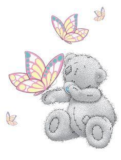 Butterfly Tatty Bear
