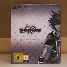 Kingdom Hearts 2.5 HD Remix Collectors Edition. Auspacken? Wenn ihr mögt checkt meinen YT-Kanal:https://goo.gl/ki9uZz #RetroGaming #Retro#VideoGame #Game #Gaming #VideoGameNerd #Nerdy #maniac79posts