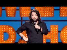 Irish Comedian's Funny Standup Routine