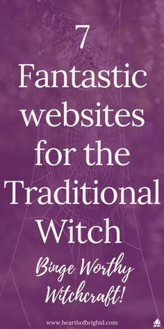 The Best Witchcraft Websites to Read Tonight. There are a lot of websites and articles on witchcraft, paganism, magick and spellwork. I've done the hard work and read them for you - all you have to do is click through and read the best ones!