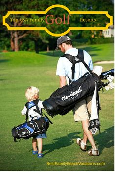 A stay at one of the Top 5 Resorts for Family Golf Vacations in the USA is a great way for you to indulge your passion and enjoy the company of your loved ones with none of you getting bored.