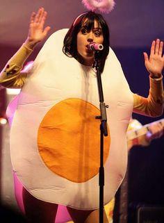 Katy Perry's Birthday Costume #katyperry trendhunter.com