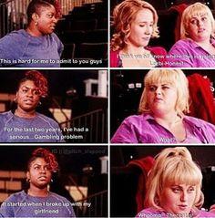 Hahahaha ahh love some fat amy(: