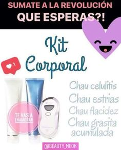 Nu Skin, Kit, Beauty, Sentences, At Home Spa, Cellulite, Products, Photos, Beleza