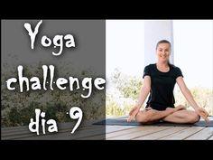 Yoga . Día 9: Padmasana (Loto) Vinyasa Preparación , aficiones | Un mes de yoga - Ledes.TV