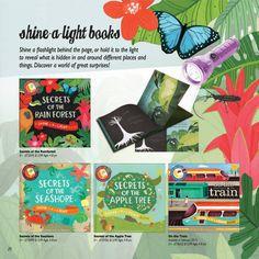 Shine-A-Light Books from Usborne Books and More www.myubam.com/c4269