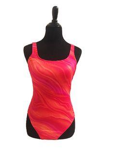 Vintage 1980's/1990's Athena Pick Your Fit by kltvintageandretro  #vintageswimsuit #vintageswimwear #onepieceswimsuit #onepiece #swmwear #swimsuit #80sswimsuit #1980sswimsuit #80sswimwear #1980sswimwear #orangeswimsuit #pinkswimsuit #80sfashion #1980sfashion
