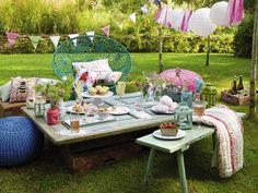 Muebles de jardín | Muy sencillo