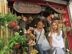 Las migas me persiguen: Diego ▬ Flores y Canas