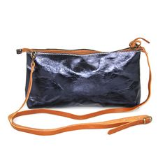 #Uashmama #LaBusta blau Tracolla Designhandtasche zum Ausgehen - Gefunden auf #KONTOR1710