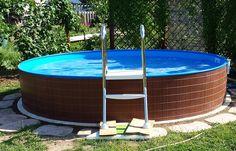 conZero Kunden Erfahrungsberichte | Poolakademie: Der Pool Shop für den Eigenbau des heimischen Pools Piscina Oval, Tub, Outdoor Decor, Inspiration, Home Decor, Pools, Home And Garden, Diy Swimming Pool, Oval Pool