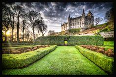 Dunrobin Castle Sutherland Scotland