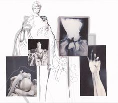 The White Series. Part 5: Ewgeniya Lyras | Fashion, Sketchbooks, Students, The White Series | 1 Granary