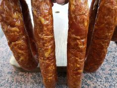 My Favorite Food, Favorite Recipes, Polish Recipes, Smoking Meat, Sausage, Grilling, Lunch, Breakfast, Foods