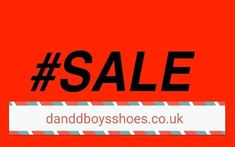 What sale? Oh yes! Who does not 💙 a bargain www.danddboysshoes.co.uk