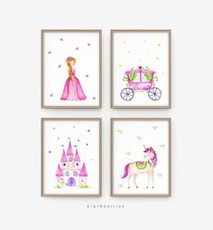 Heart healthy recipes for picky eaters adults children Unicorn Wall Art, Unicorn Print, Watercolor Pictures, Watercolor Art, Nursery Themes, Themed Nursery, Nursery Twins, Aqua Color Schemes, Ocean Themed Rooms