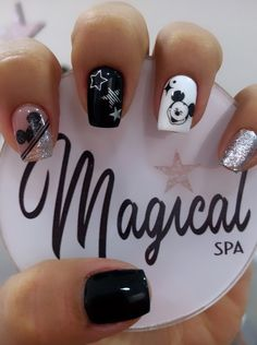 Hello Nails, My Nails, Precious Nails, Disney Nails, Top Nail, Simple Nails, Beauty Nails, Nail Designs, Nail Art