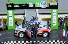 Look at some of the best captured images at WRC - Rally Mexico Gto, Golf Carts, Rally, Mexico, Image