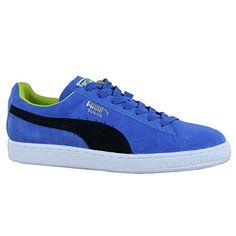 PUMA Suede Classic Sneaker,Palace Blue,8 M US Men's - http:/