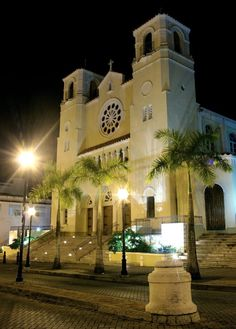 A Night at the Cathedral of Caguas ..