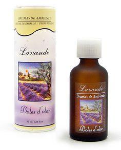 No podía faltar en www.velatium.com el aroma para nuestro brumizador mas relajante, olor a lavanda.