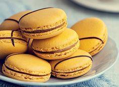 Macarons oiapoque Receita de Flavio Federico, da I Dolci