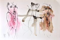 Eric Migom, Timide idée, intime idée on ArtStack #eric-migom #art